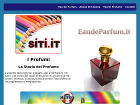 eaudeparfum.it