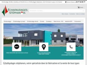 echafaudages-stephanois.com