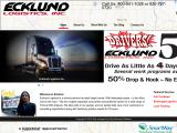 ecklundlogistics.com