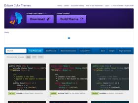 eclipsecolorthemes.org