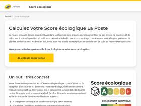 ecocomparateur.colissimo.fr