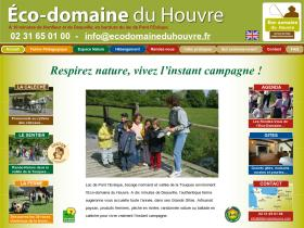 ecodomaineduhouvre.fr