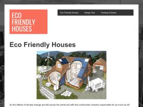 40 similar sites like ForEcofriendlyhouses Net