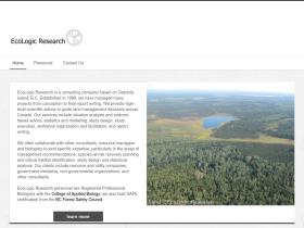 ecologicresearch.ca