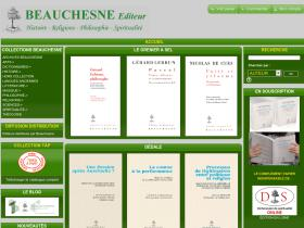 editions-beauchesne.com