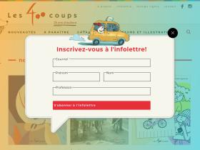 editions400coups.com