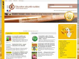 education-securite-routiere.fr