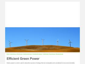 efficientgreenpower.com