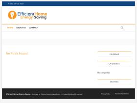 efficienthomeenergysaving.org