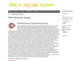 ejournals.swu.ac.th