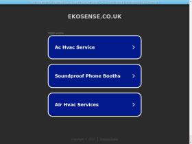 ekosense.co.uk