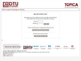 elearning.dtu.topica.vn