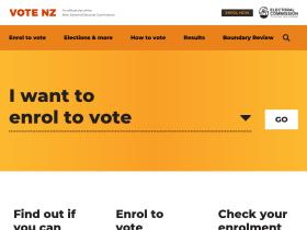 elections.org.nz