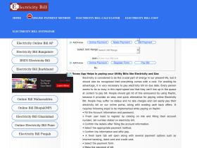 electricitybill.co.in