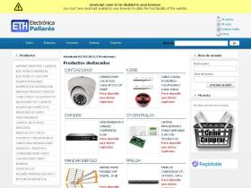 electronicapallares.com
