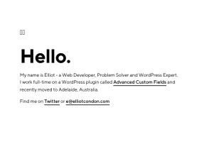 elliotcondon.com