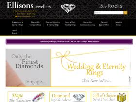 ellisonsjewellers.co.uk