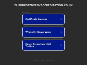 elmhurstenergyaccreditation.co.uk