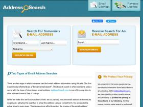 email.addresssearch.com