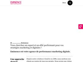 eminence.ch