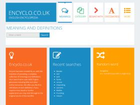 encyclo.co.uk