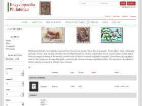encyclopaediaphilatelica.net