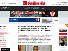 engineeringnews.co.za