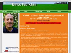 enricofedrighini.it