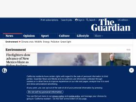 environment.guardian.co.uk
