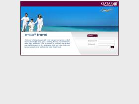 estafftravel.qatarairways.com.qa