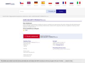 euro-security-products.czech-trade.pl