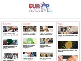 europarchive.org