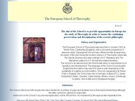 europeantheosophyschool.org