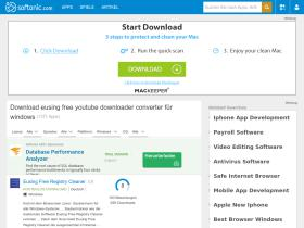 eusing-free-youtube-downloader-converter.softonic.de
