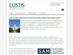 eustiscommercialmortgage.com