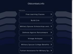 events.oldcombats.info