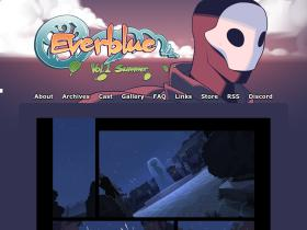 everblue-comic.com
