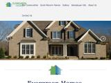 evergreenhomesmi.com