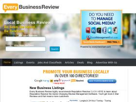everybusinessreview.com