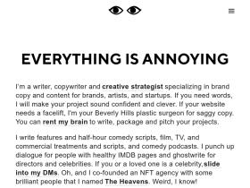 everythingisannoying.com