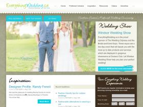 everythingwedding.ca