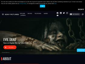 evildead-movie.com