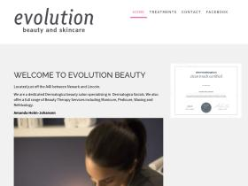 evolutionbeauty.co.uk
