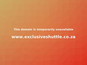 exclusiveshuttle.co.za