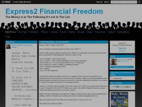 express2financialfreedom.ning.com