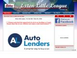 extonlittleleague.org