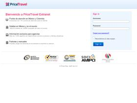 extranet.pricetravel.com.mx