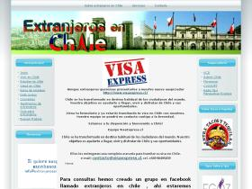 extranjerosenchile.cl