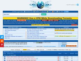 Eztv ag Analytics - Market Share Stats & Traffic Ranking
