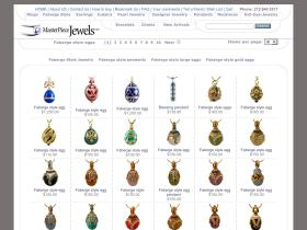 faberge-eggs.masterpiecejewels.com